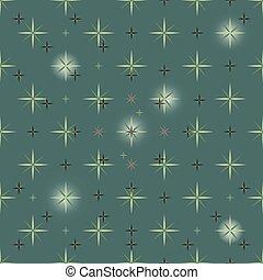 Christmas star background.