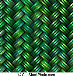 Twill Weave Texture. Seamless Multicolor Pattern.