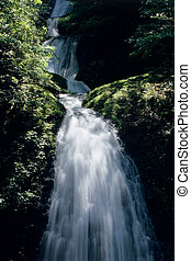 Aichi Prefecture and Atera 7 falls