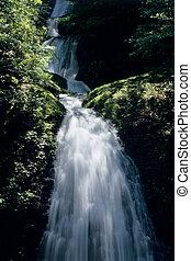 Aichi Prefecture and Atera 7 falls