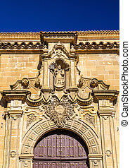 Santisima Trinidad Church in Ubeda - Spain - Santisima...