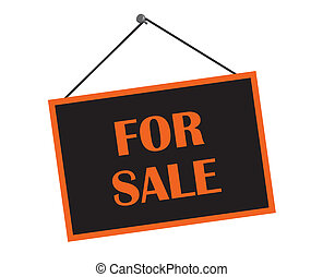 Classic For Sale Sign
