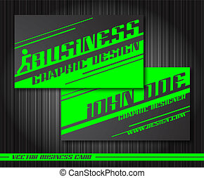 business cards set 51