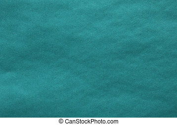 Blue Or Turquoise Christmas Paper Background, Copy Space -...