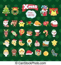 Christmas ornament collections - adorable Christmas ornament...