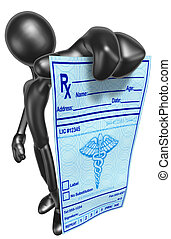 Medical Prescription - A Concept And Presentation...