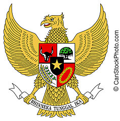 Indonesia Coat Arms