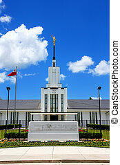 Church of Jesus Christ of Latter-day Saints on Tongatapu...