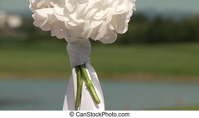 Flower Decoration At Wedding