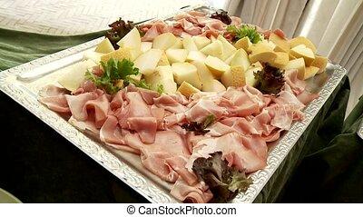 Starter Buffet, Salad