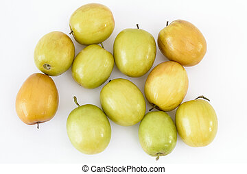 Indian plum or jujube fruits - Indian plum or jujube...