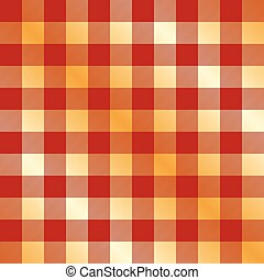 Seamless Christmas Check Pattern. Ideal for wrapping paper...