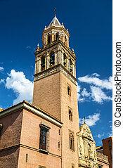 San Pedro Church in Seville, Spain - San Pedro Church in...