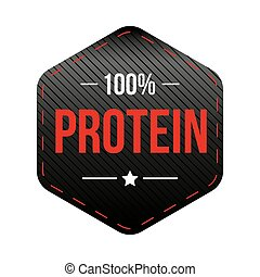 Hundred percent Protein patch - Hundred percent Protein...