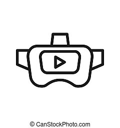 virtual reality illustration design