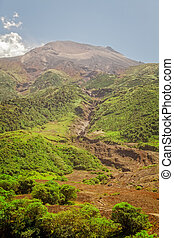 Tungurahua Volcano One Of The Most Active Volcanoes In...