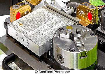 Robotic tools - Set of industrial tools for robotic arm