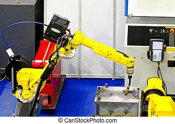 Robot welder