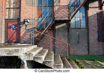 Old factory - Abandoned factory