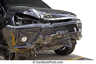 自動車, 事故