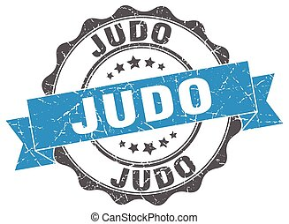 judo stamp. sign. seal