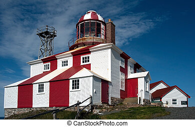 Bona Vista Lighthouse, Newfoundland - Bona Vista Lighthouse...