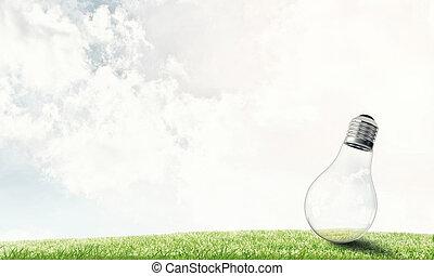 Alternative solar energy concept