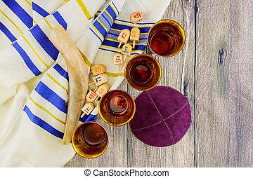 Jewish holiday matzoh passover bread torah - Jewish holiday...