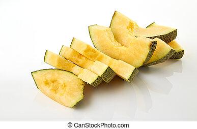 melón,  hamigua