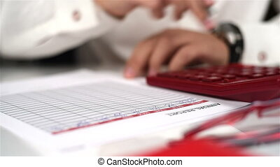 Man Fills Annual Report - Trader Man Fills Annual Report And...