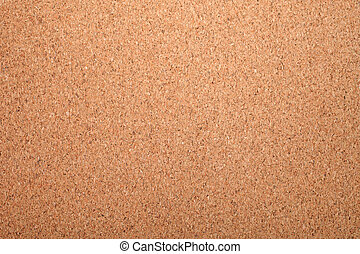 Cork board as textured background or backdrop