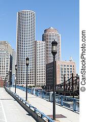 Boston Downtown Bridges