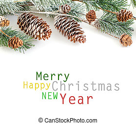 decoración, navidad