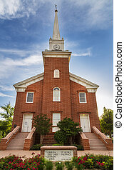 St. George Tabernacle - Historic Tabernacle in St. George,...