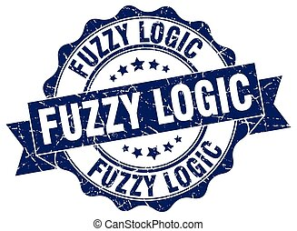 fuzzy logic stamp. sign. seal