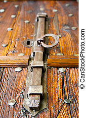 in italy patch lombardy cross milan door curch - in italy...