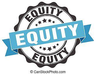 equity stamp. sign. seal