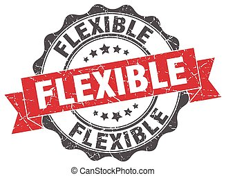 flexible stamp. sign. seal