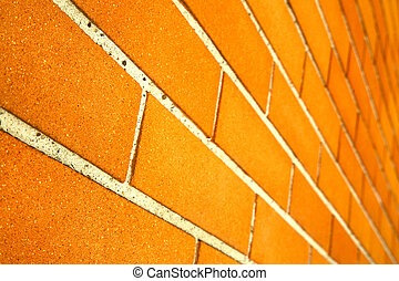 mozzate street varese abstract of curch and wall - in...