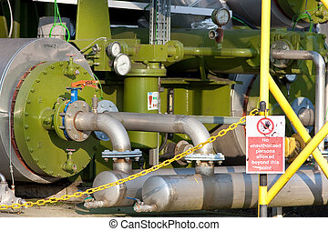 Green Industrial Boilers and Pipes - Green Industrial...