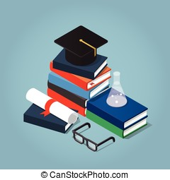 College education illustration