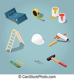 Constructor tools set