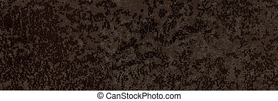 Brown oxide texture - Dark brown ceramic sheet with oxide...