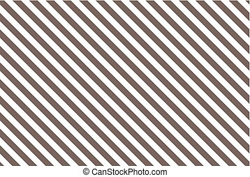Brown stripes on white background.
