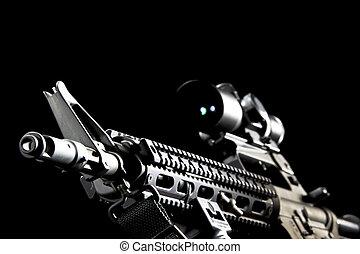 AR-15, arma