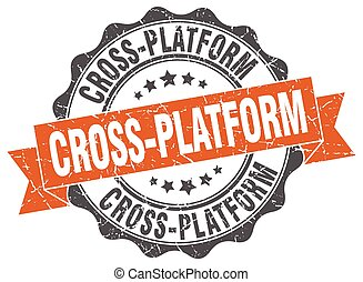 cross-platform stamp. sign. seal