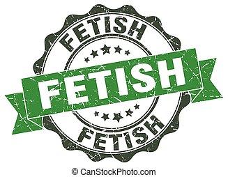 fetish stamp. sign. seal