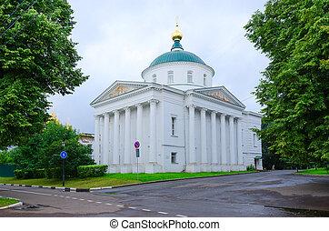 Ilyinsko - Tihonovskaya Church, Yaroslavl, Russia - Ilyinsko...