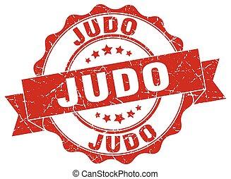 judo stamp. sign. seal