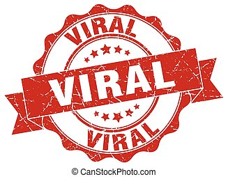 viral stamp. sign. seal